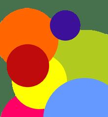 Logo Bündnis Buntes Radebeul